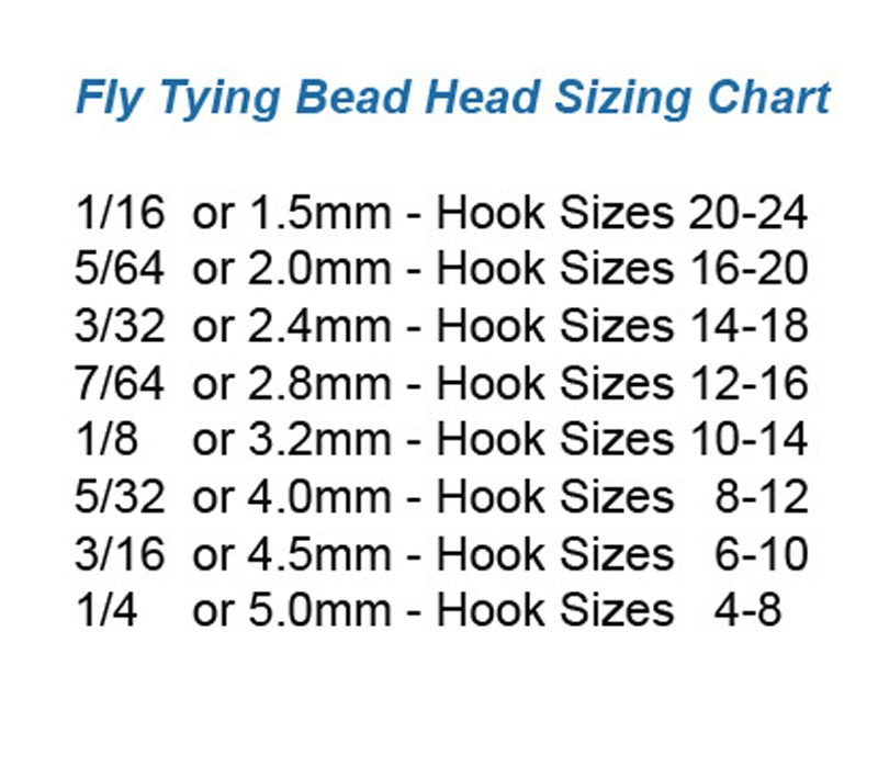 Fly fish hook size chart all the best fish in 2018 for Fish hook size chart