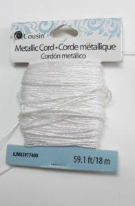 metallic-cord