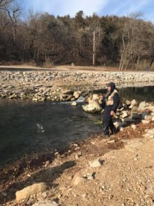 01 06 2018 Club Fishing Outing At Roaring River State Park